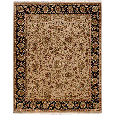 Jaipur Rugs Inc. Presidential 9 x 12 Casselberry Beige/Ebony PS01