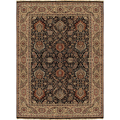 Jaipur Rugs Inc. Presidential 9 x 12 Charleston Ebony/Sand PS03
