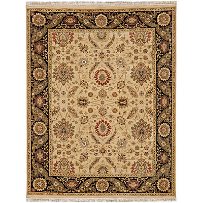Jaipur Rugs Inc. Presidential 9 x 12 Charleston Sand/Ebony PS02