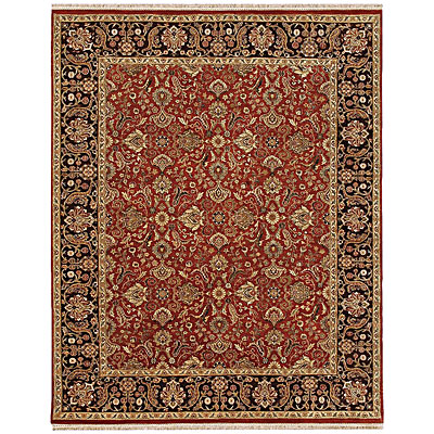 Jaipur Rugs Inc. Presidential 9 x 12 Odyssey Rust/Dark Brown PS07
