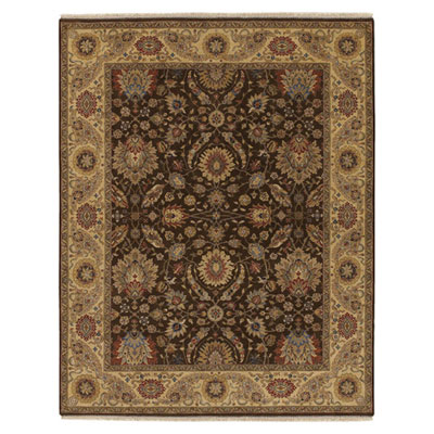 Jaipur Rugs Inc. Presidential 9 x 12 Charleston Cocoa Brown/Sand PS14