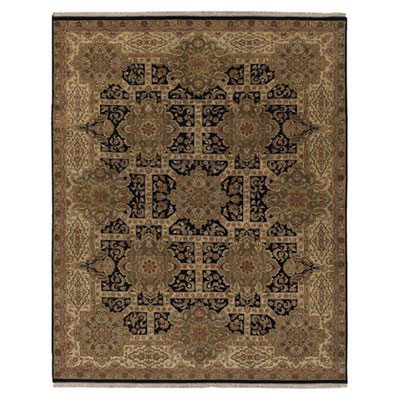 Jaipur Rugs Inc. Presidential 9 x 12 Madison Ebony/Sand PS15