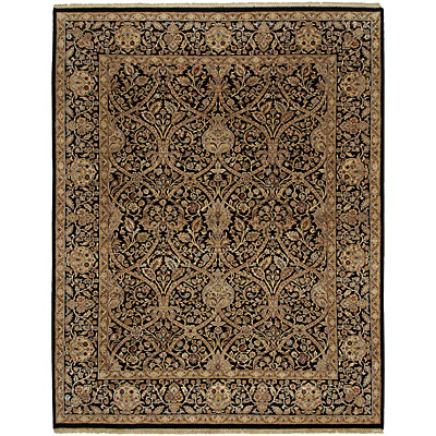 Jaipur Rugs Inc. Presidential 9 x 12 Salem Ebony/Ebony PS09