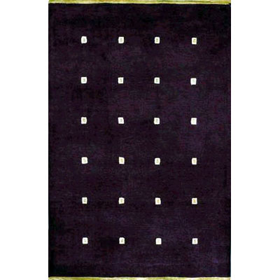 Kaleen Himalayan Treasure 5 x 8 Pinnacle Black 3001-02
