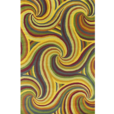 Kaleen Indra 3 x 5 Kaleidoscope Refraction 6212-39