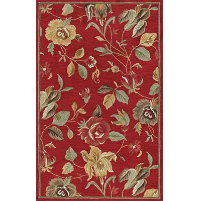 Kaleen Khazana 3 x 5 Savannah Red 6557-25