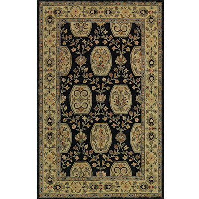 Kaleen Rugs Area Round Oriental Contemporary Shag