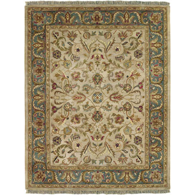 Kaleen Mystical Garden 4 x 5 Williamsburg Garden Ivory 6001-01
