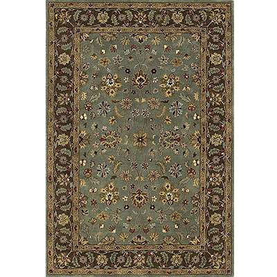 Kaleen Mystical Garden 2 x 8 Runner Queens Garden Blue 6041-17