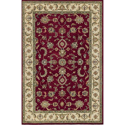 Kaleen Taxila 4 x 5 Gaon Red 1501-25