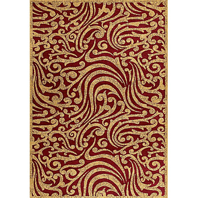 Kaleen Viceroy 9 x 13 Daltry Red 220525