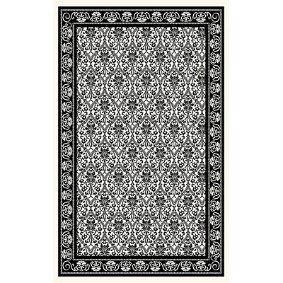 Kane Carpet After Hours 2 x 3 Panel Black on White 1503/01