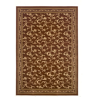 Kane Carpet American Dream 2 x 3 Divine Luxury Coffee & Cream 8003/06