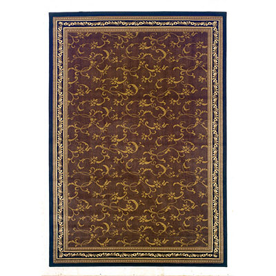 Kane Carpet American Dream 2 x 3 Divine Luxury Chestnut 8003/80