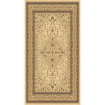 Kane Carpet American Dream 2 x 3 Medallion Neutral 8664/16