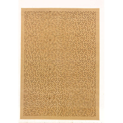 Kane Carpet American Dream 2 x 8 runner Mosaics Creme Froth 7001/16
