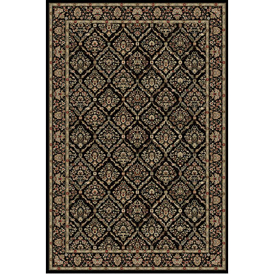 Kane Carpet American Luxury 8 x 10 Davinci Nero 5900/90