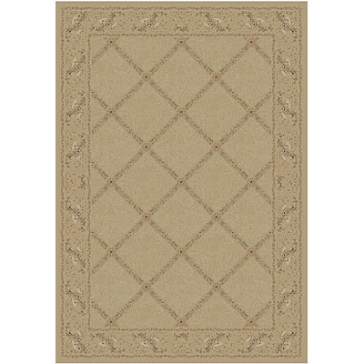 Kane Carpet American Luxury 8 Round Palatial Trellis Fragrant Bloom 5904/01