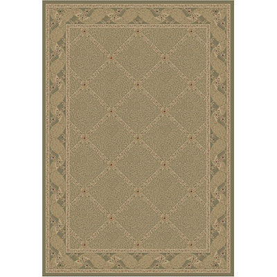 Kane Carpet American Luxury 8 Round Palatial Trellis Magic Chameleon 5904/61