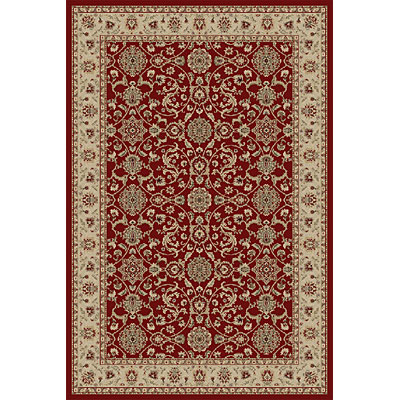 Kane Carpet American Luxury 8 x 10 Regalia Burgundy Lace 5903/35