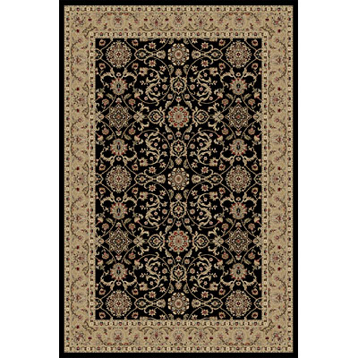 Kane Carpet American Luxury 8 x 10 Regalia Jet 5903/90