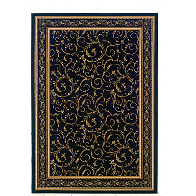 Kane Carpet American Luxury 2 x 3 Special Edition Black Satin 5810/80