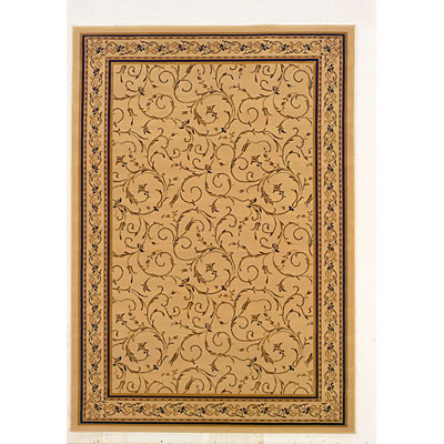 Kane Carpet American Luxury 8 x 10 Special Edition Ivory 5810/10