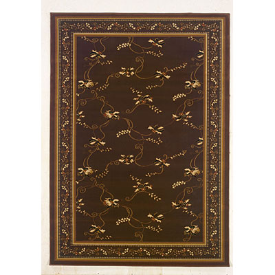 Kane Carpet American Luxury 8 x 10 Stunning Java 5811/00