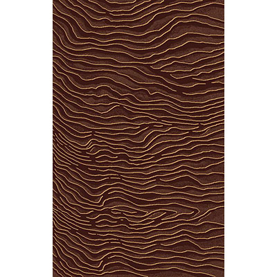 Kane Carpet Central Park 2 x 3 Dunes Chocolate 5715/70