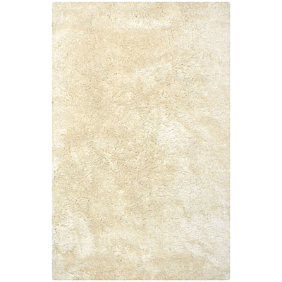 Kane Carpet Cloud Nine Shag 8 x 10 Posh Ivory 6950/01