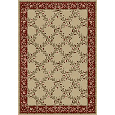 Kane Carpet Elegance 3 x 4 Incredible Antique Chiffon 7700-05