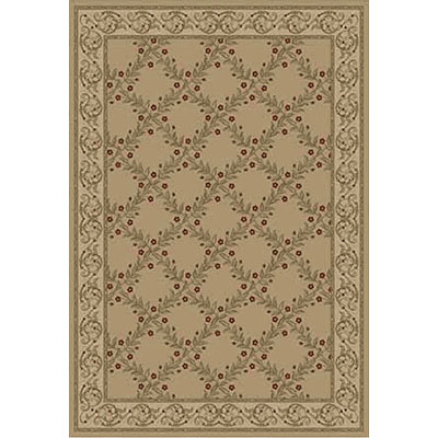 Kane Carpet Elegance 5 x 8 Incredible Quiet Gold 7700-15