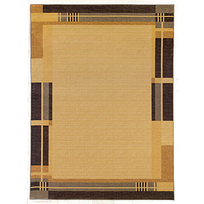 Kane Carpet Legacy 2 x 8 runner Border Beige 5504/07