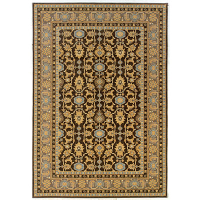 Kane Carpet Legacy 2 x 8 runner Oushak Charcoal 5503/80