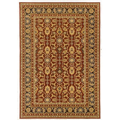 Kane Carpet Legacy 2 x 8 runner Oushak Red 5503/35