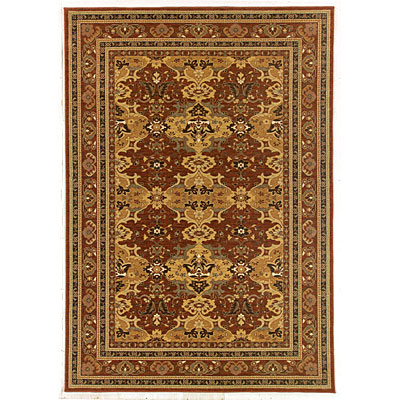 Kane Carpet Legacy 2 x 8 runner Panel Kirkman Red 5502/34