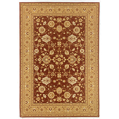 Kane Carpet Legacy 2 x 8 runner Sarouk Red 5501/35