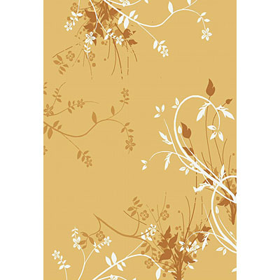 Kane Carpet Legacy 2 x 8 runner Vine Gold 5507/15
