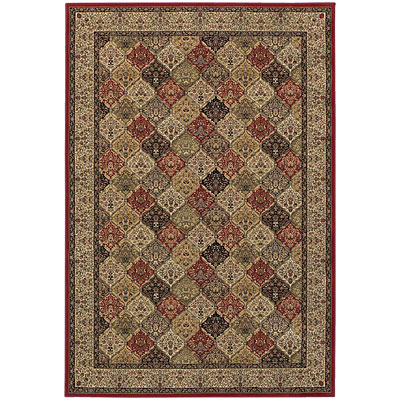 Kane Carpet Majestic 2 x 3 Bachtiari Neutral 5952/05
