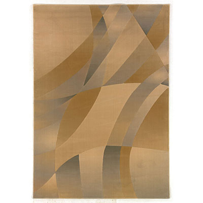 Kane Carpet Regency 2 x 3 Abstract Gold 5005/15