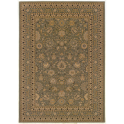 Kane Carpet Regency 2 x 3 Agra Green 5008/65