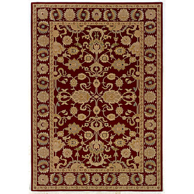 Kane Carpet Regency 5 x 8 (Dropped) Jakarta Red 5004/35