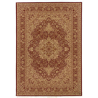 Kane Carpet Regency 2 x 3 Kirman Red 5002/35