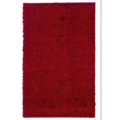 Kane Carpet Silken Desire Shag 5 x 8 Plush Beetroot 6300/35