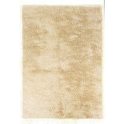Kane Carpet Silken Desire Shag 5 x 8 Plush Blonde 6300/11