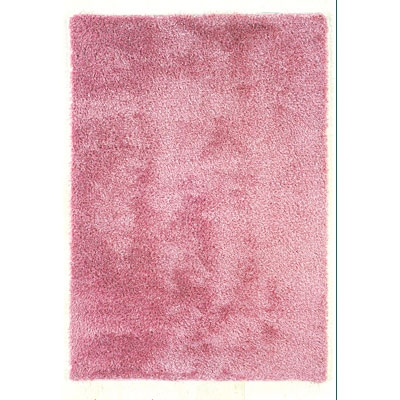 Kane Carpet Silken Desire Shag 5 x 8 Plush Watermelon 6300/30
