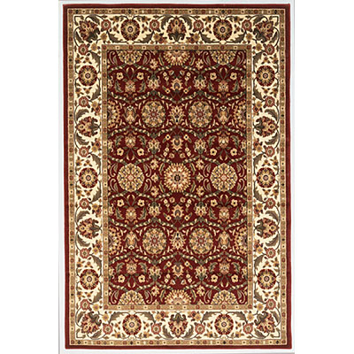 KAS Oriental Rugs. Inc. Cambridge 2 x 3 Cambridge red/Ivory Floral Agra 7306