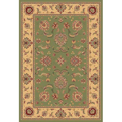 KAS Oriental Rugs. Inc. Cambridge 7 Octagon Sage Beige Bijar 7343