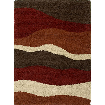 KAS Oriental Rugs. Inc. Elements Runner 2 x 7 Elements Sierra Horizons 152
