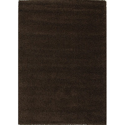 KAS Oriental Rugs. Inc. Elements 5 x 7 (Dropped Line) Elements Mocha 183
